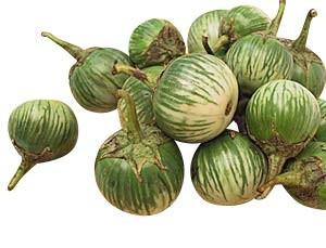 Thai-Aubergine -Solanum virginianum- 100 Samen
