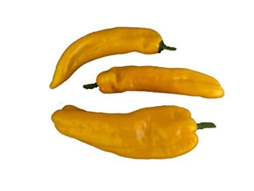Gelber Ungarischer Spitzpaprika 10 Samen