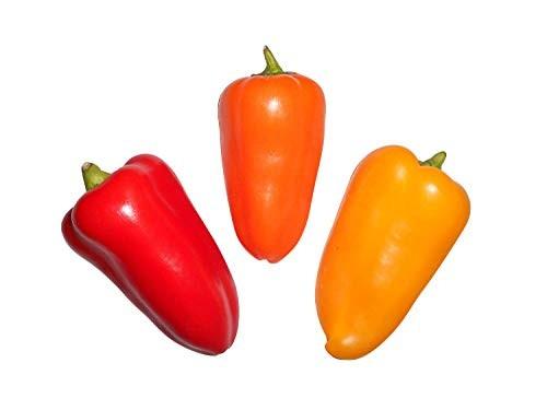 Paprika Mix -Snackpaprika- 30 Samen
