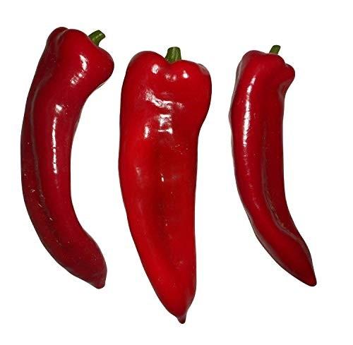Ungarischer -Spitzpaprika- Rot  10 Samen