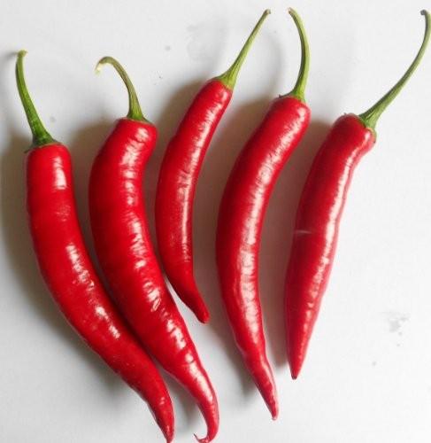 Spanischer Pfeffer Rot 10 Samen